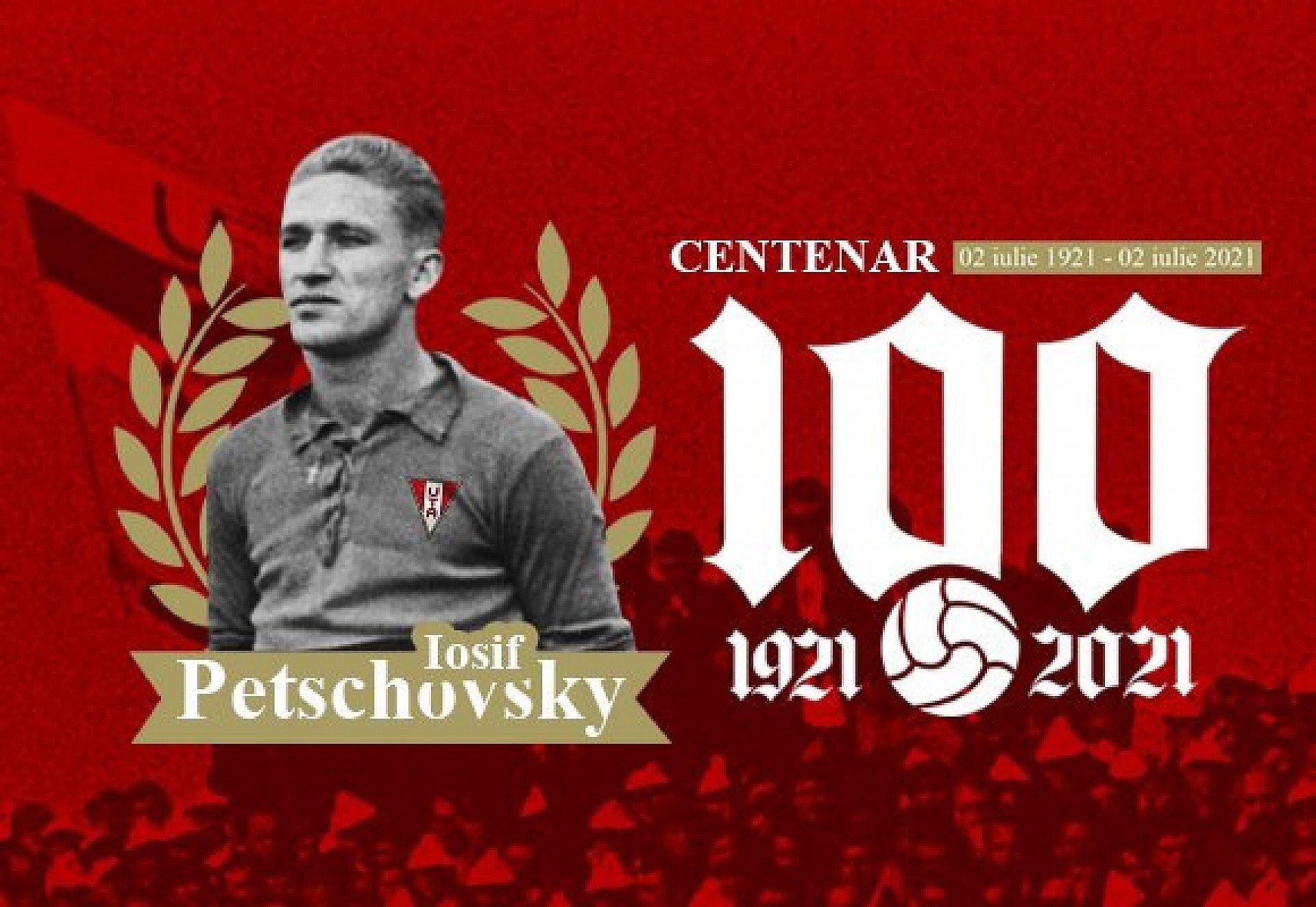 Imagine Centenar Iosif Petschovsky!