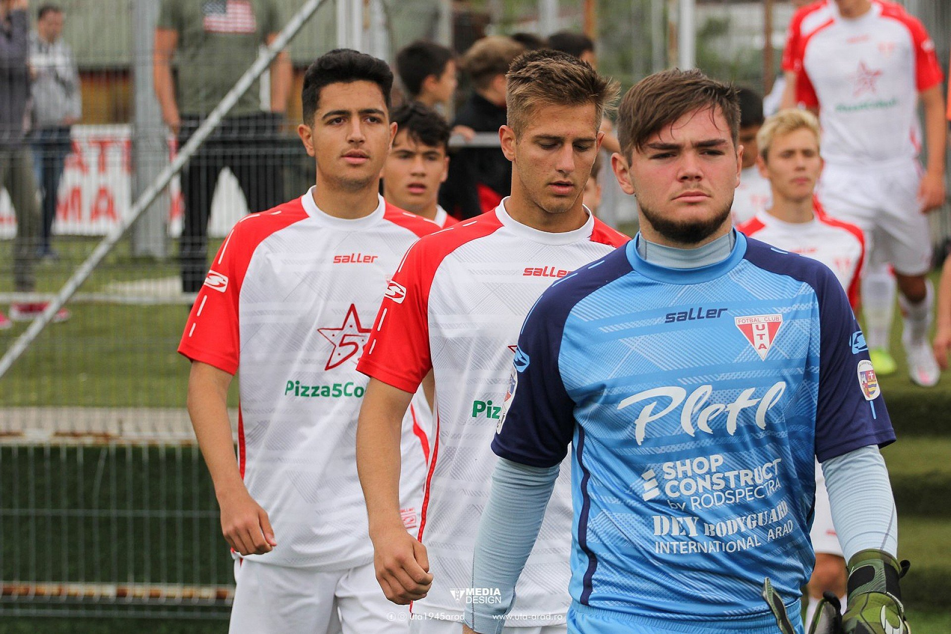 Imagine FOTO / Elite U17 / UTA - CFR Cluj