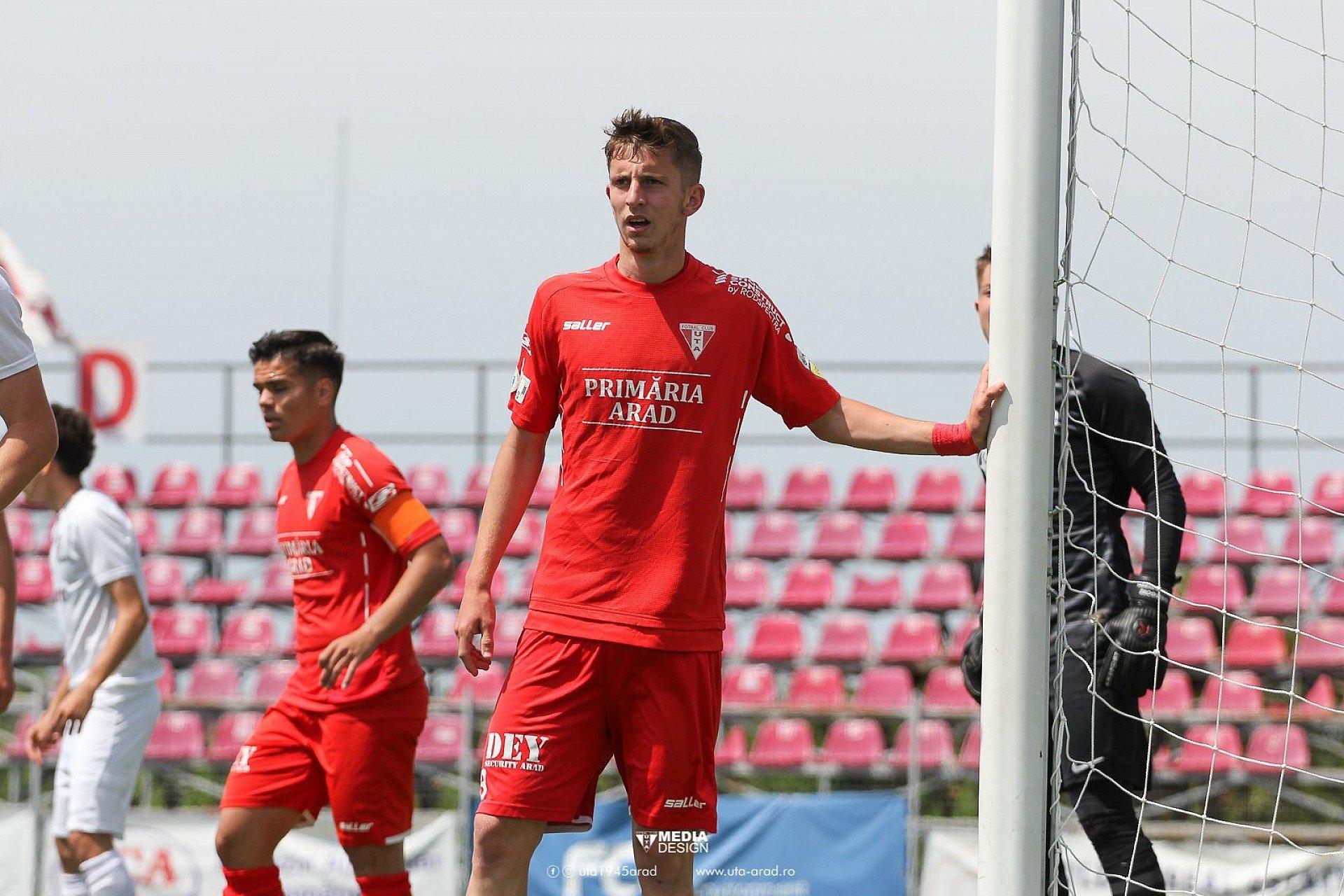 Imagine FOTO / Elite U19 / UTA - CFR Cluj
