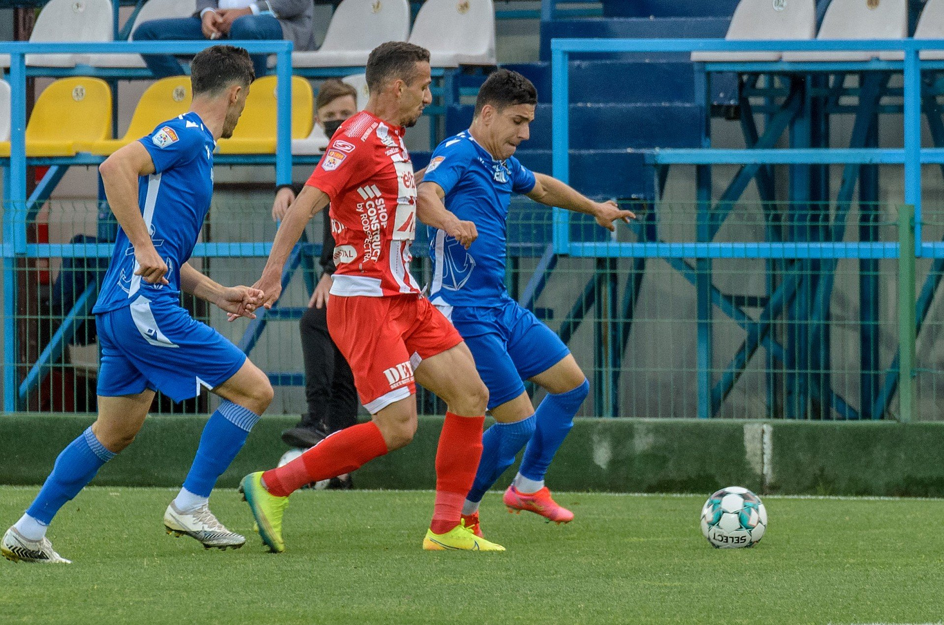 Imagine FOTO / Play-out Liga 1 / FC Voluntari - UTA