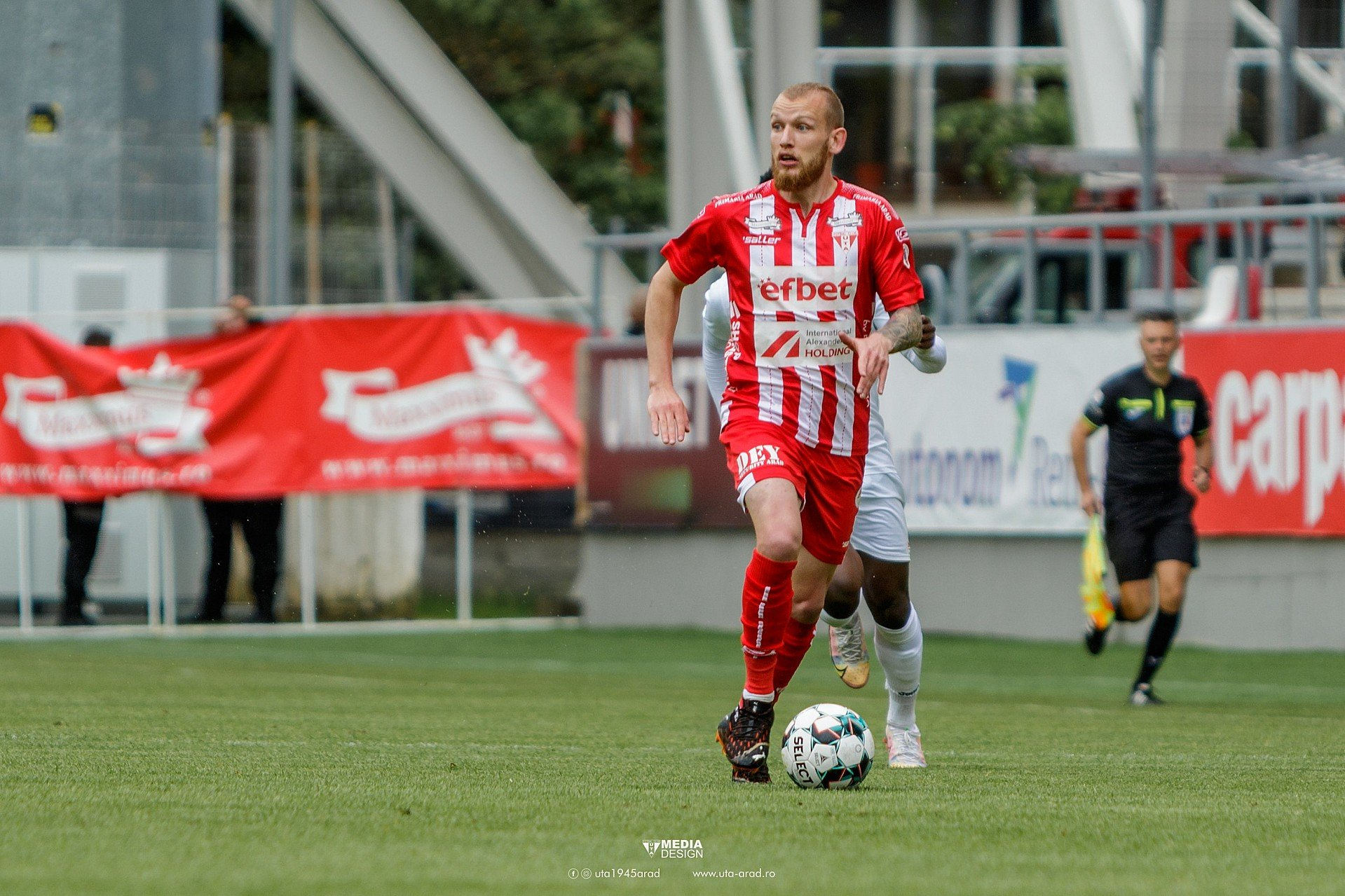 Imagine FOTO / Play-out Liga 1 / UTA - Gaz Metan
