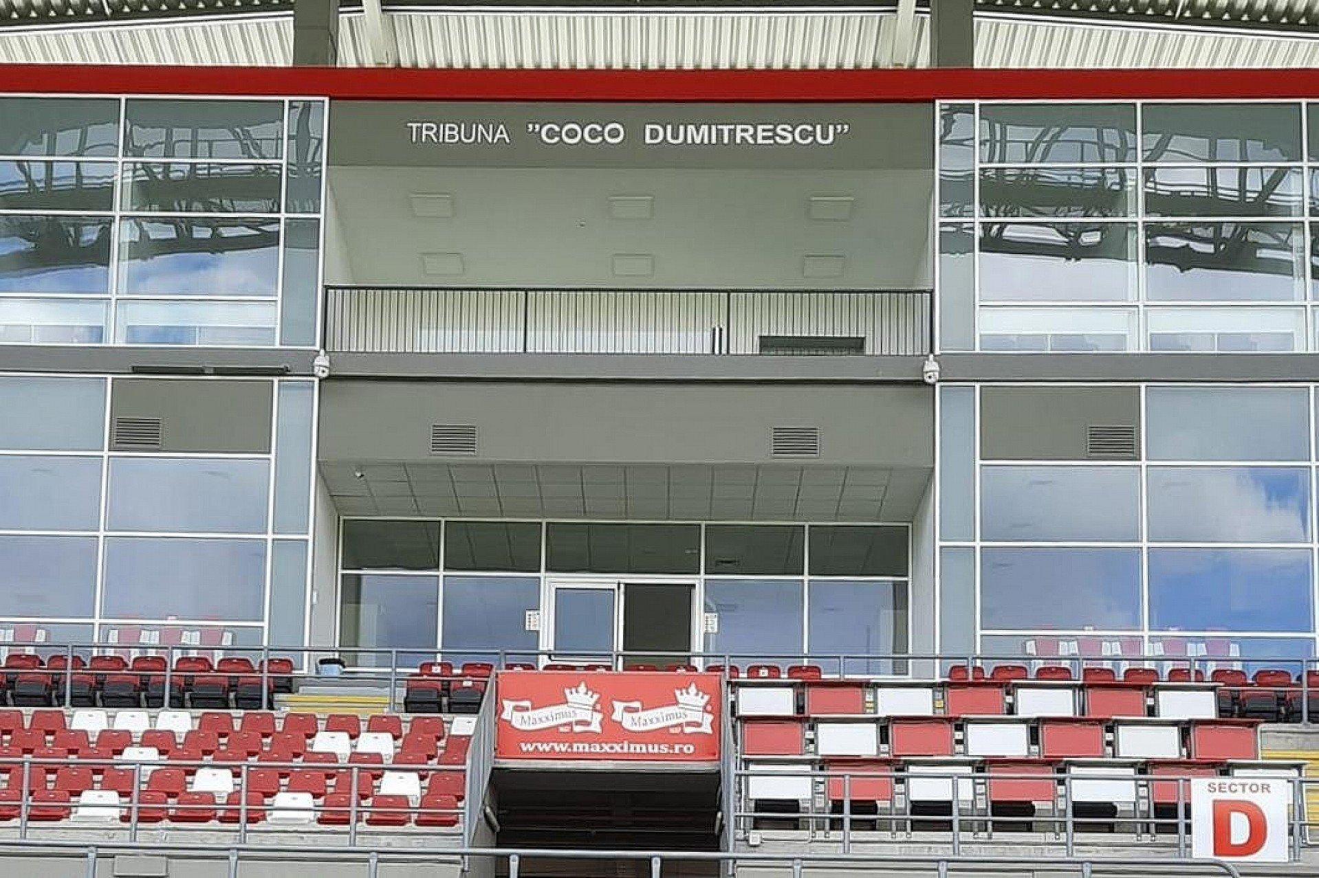 """Imagine Pentru """"Coco"""" Dumitrescu!"""