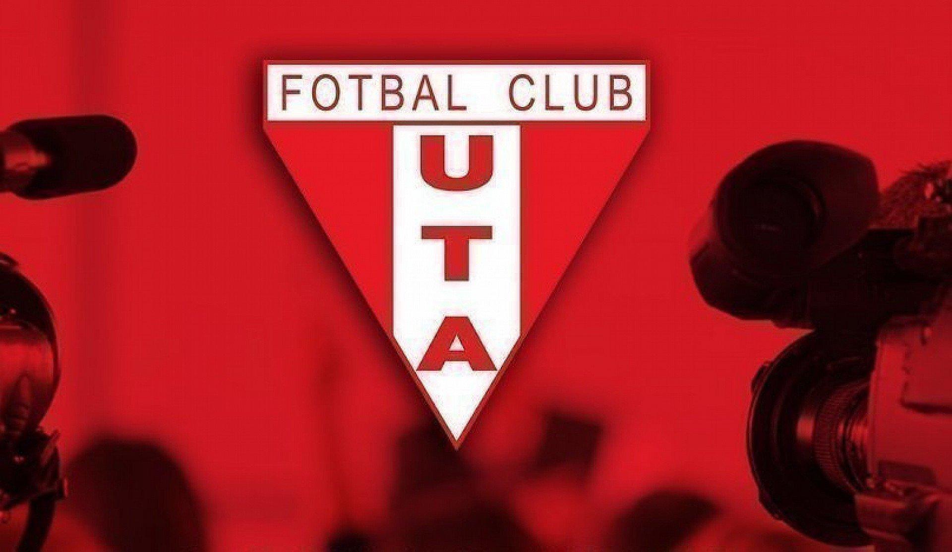 Imagine Acreditări de presă pentru meciul UTA - Gaz Metan Mediaș