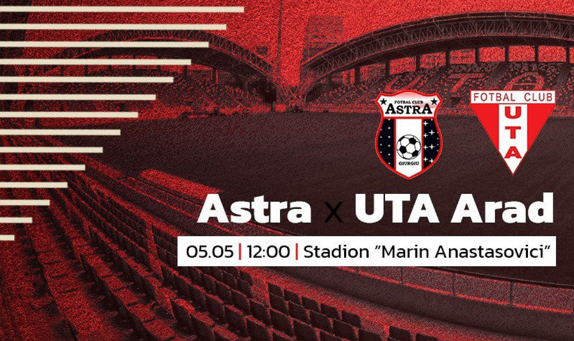 """Imagine Astra – UTA / """"Vom răspunde cu bine!"""""""