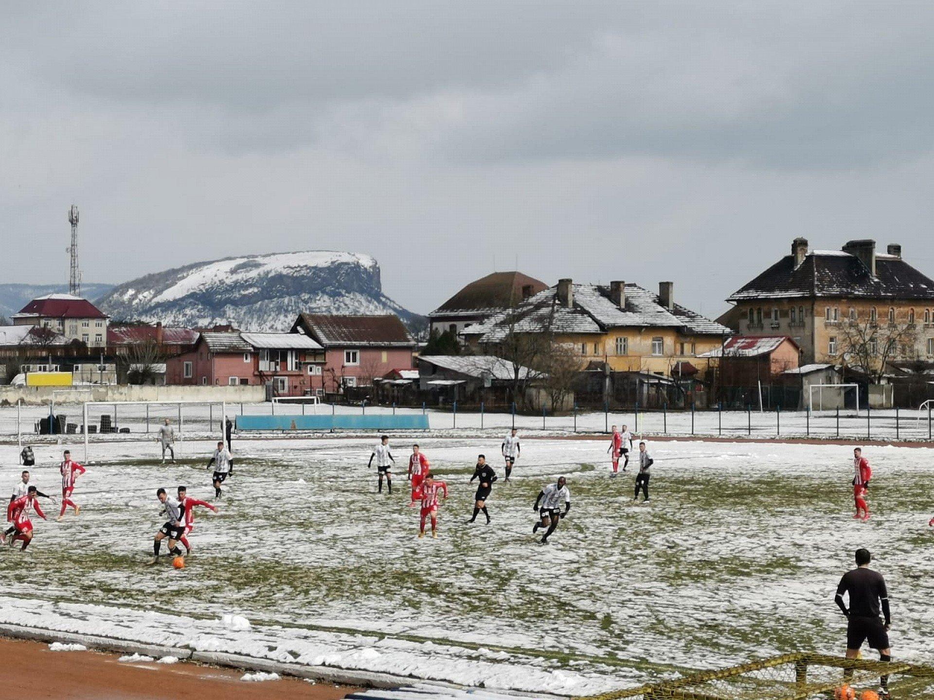 Imagine Amical UTA - U Cluj