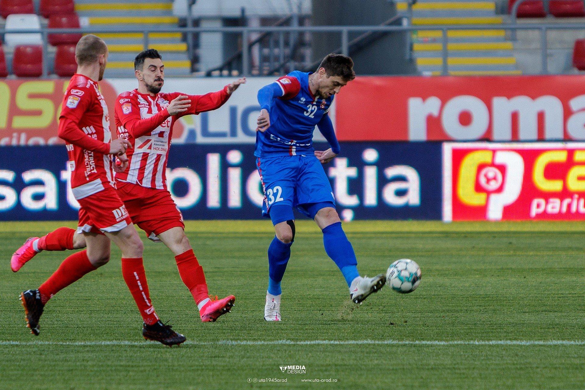 Imagine FOTO / LIGA 1 / UTA - FC Botoșani