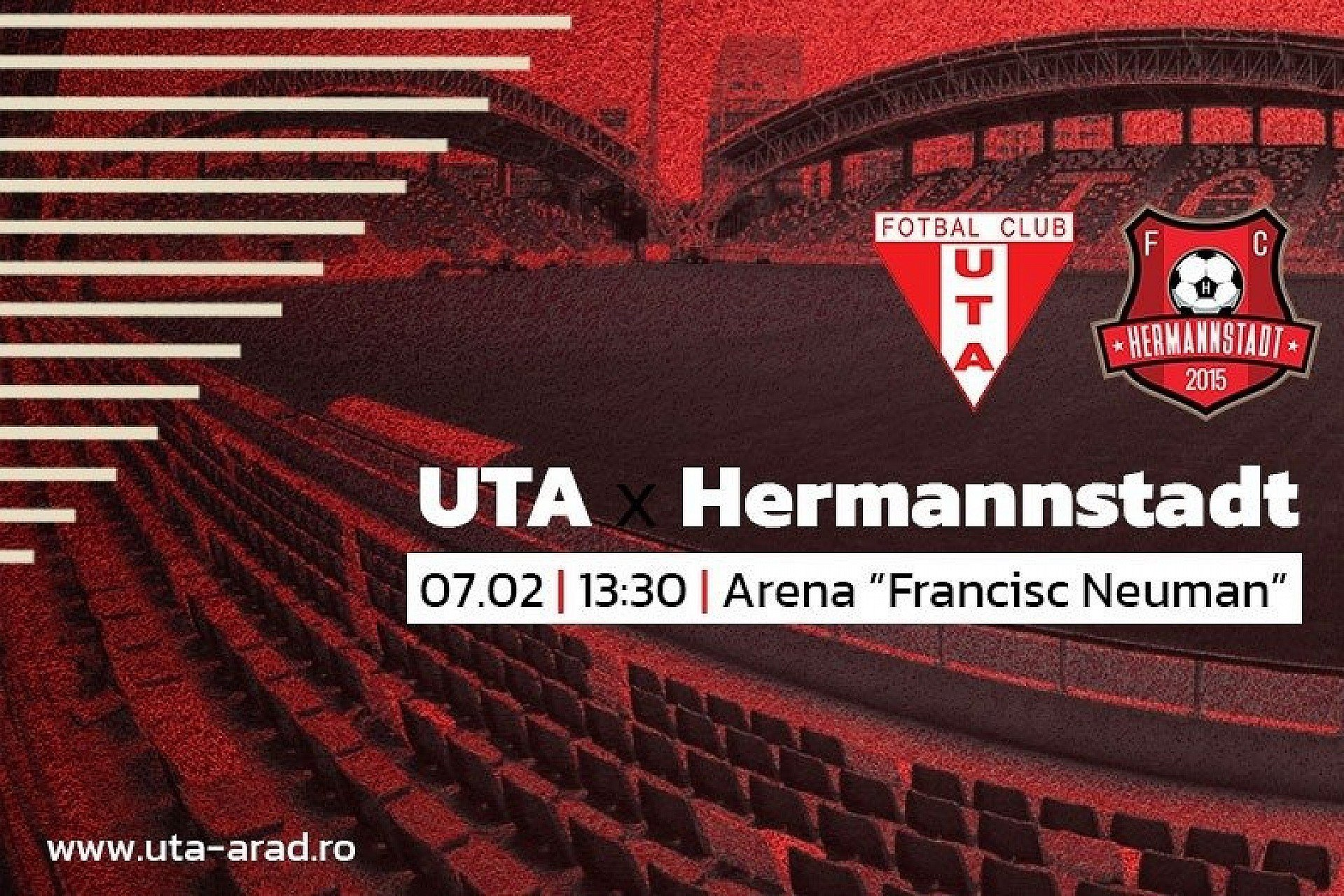 "Imagine Mâine, UTA – Hermannstadt. ""Să legăm victoriile!"""