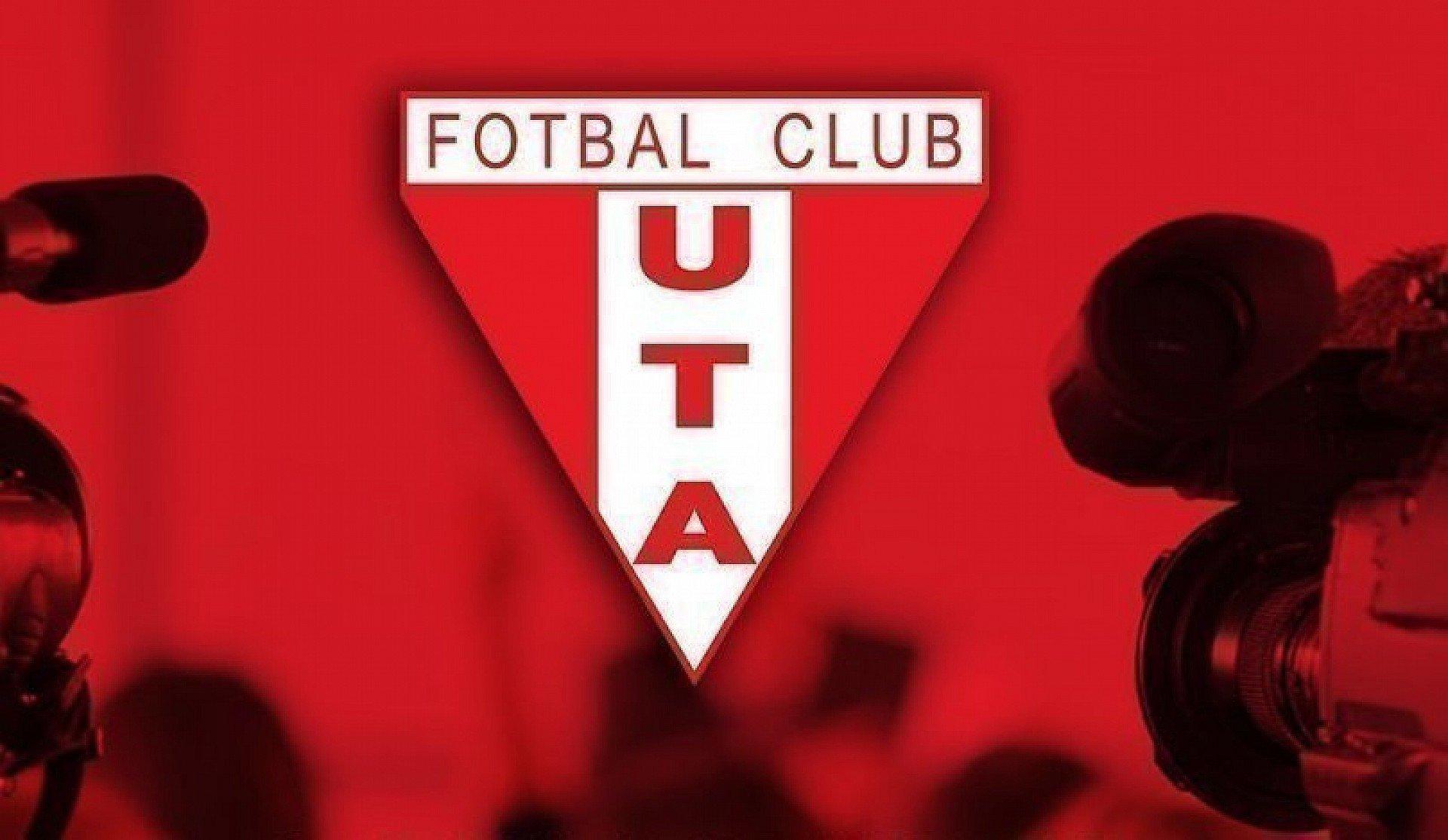 Imagine Acreditări de presă pentru meciul UTA – Hermannstadt