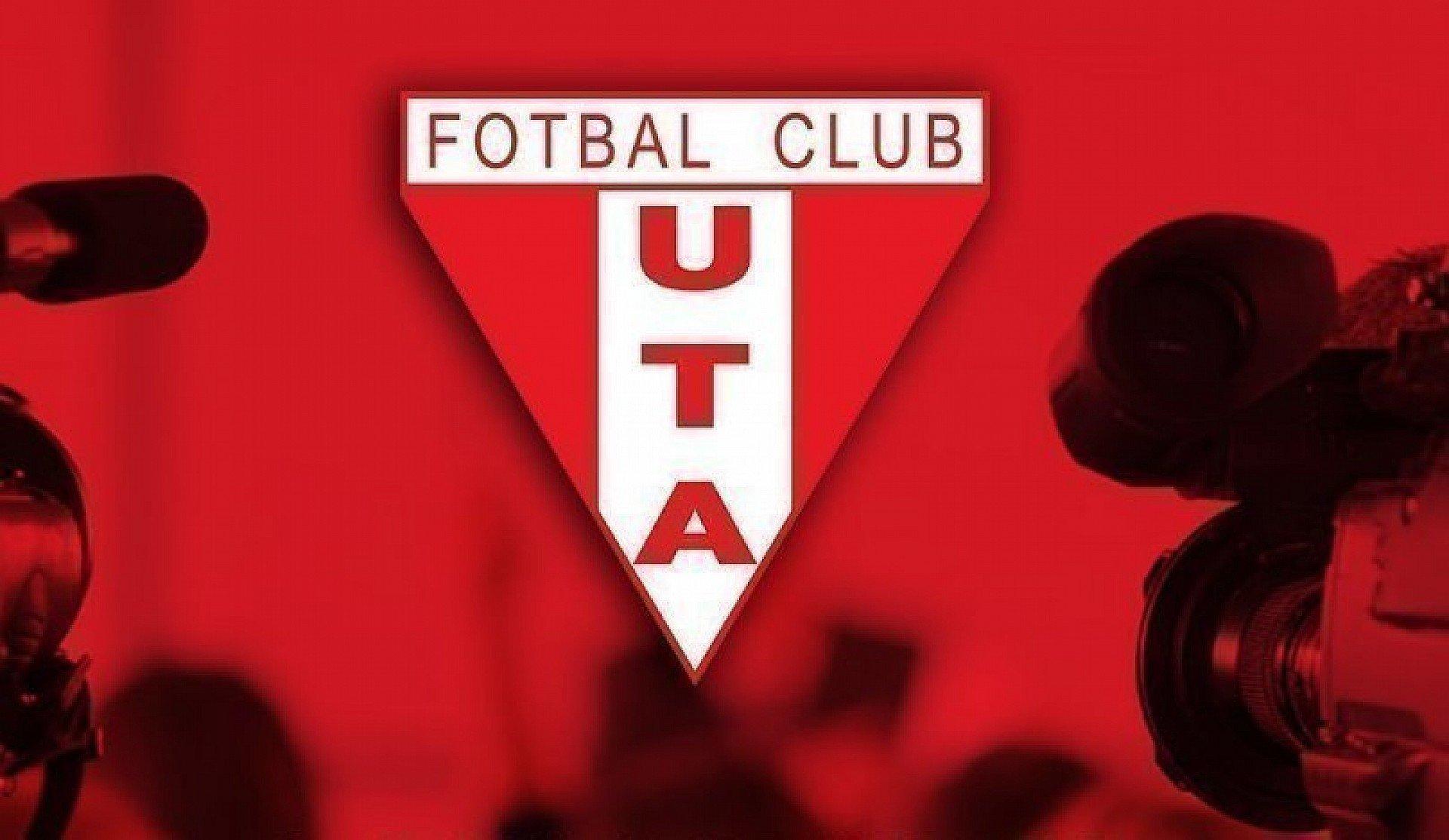 Imagine Jurnaliștii acreditați pentru meciul UTA – Dinamo Bucureşti