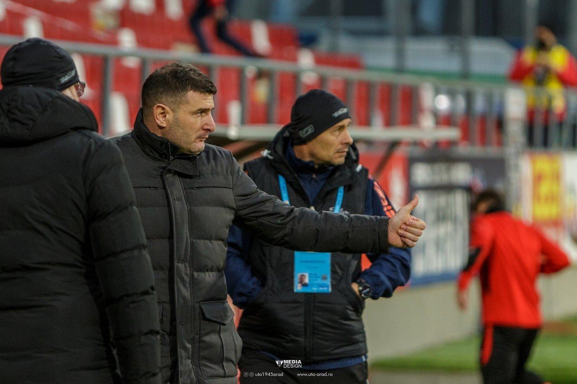 Imagine VIDEO / Laszlo Balint, după victoria de la Iași