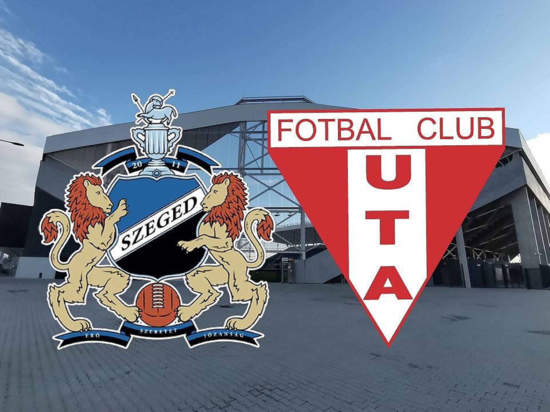 Imagine LIVE VIDEO AMICAL / Szeged-Csanad Grosics Akademia – UTA 0-3